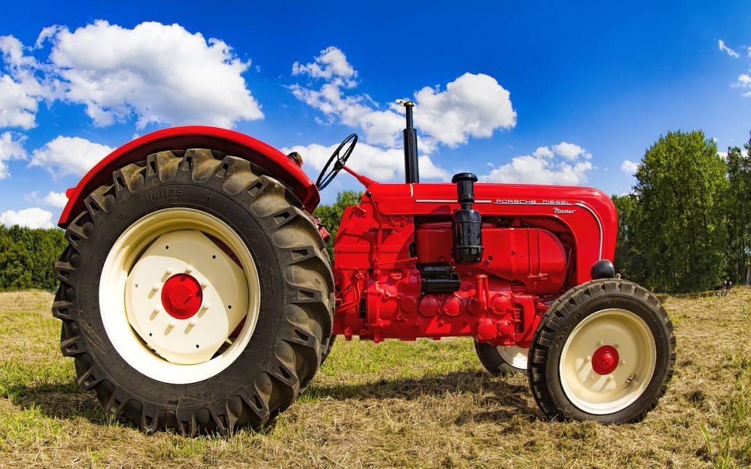 Plan Renove 2017 para maquinaria agrícola
