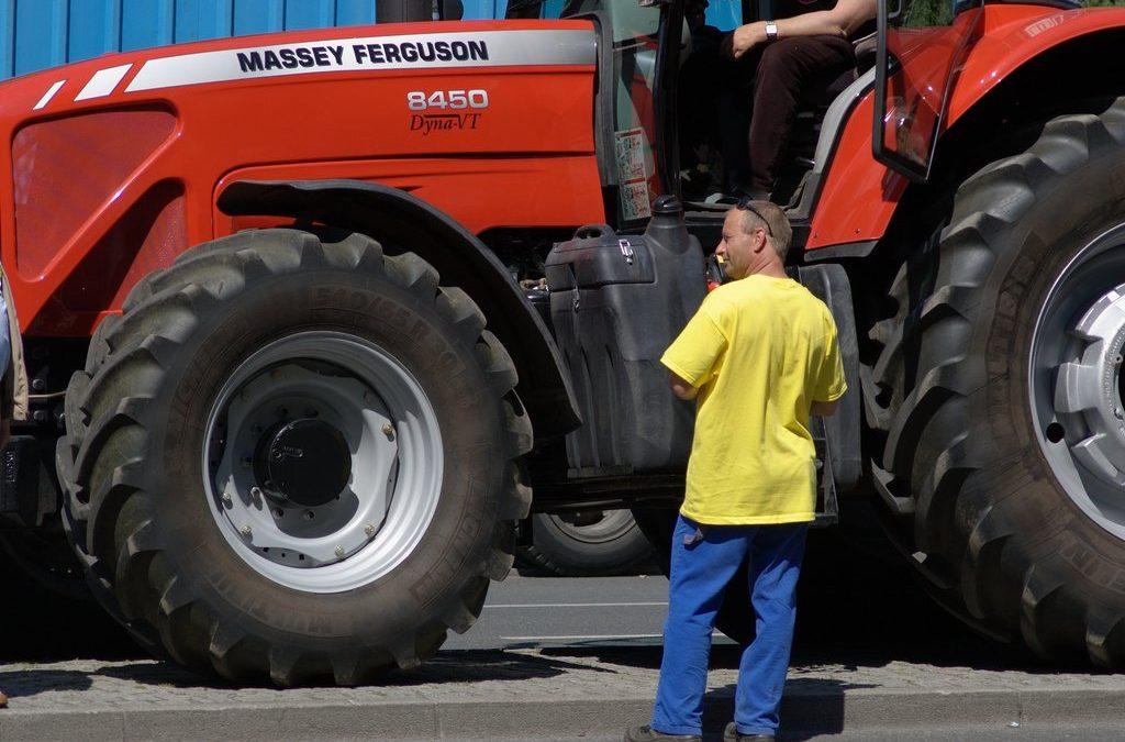 Combustible per a maquinària agrícola: emmagatzematge i control