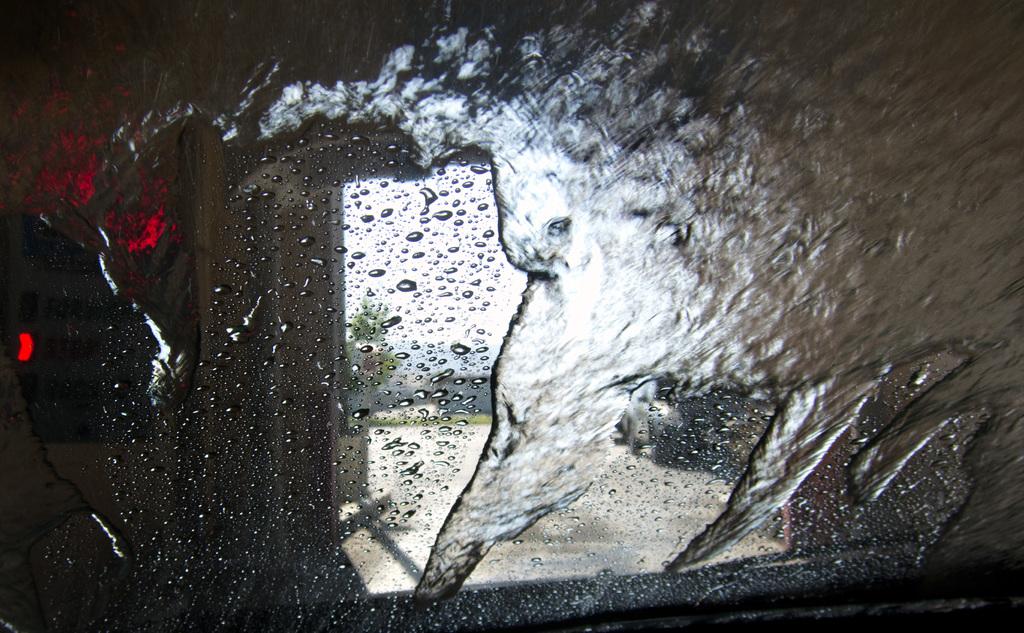 Túnel de lavado para coches