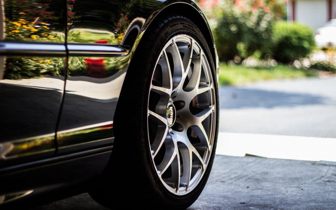 Túnel de lavado: cómo proteger los neumáticos