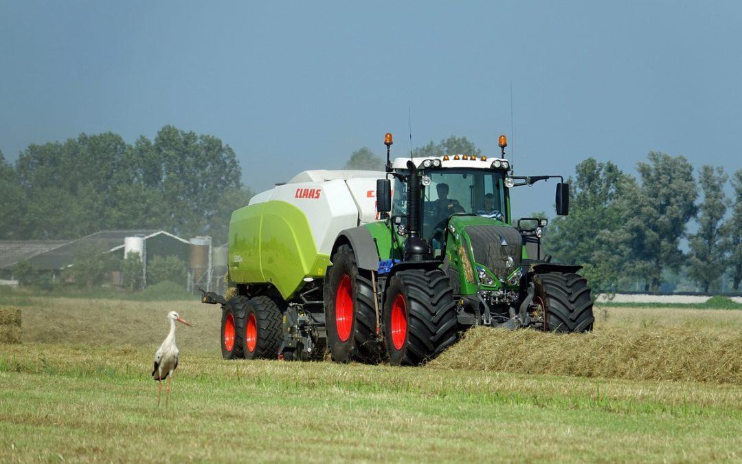 Principales tipos de tractores agrícolas según su uso