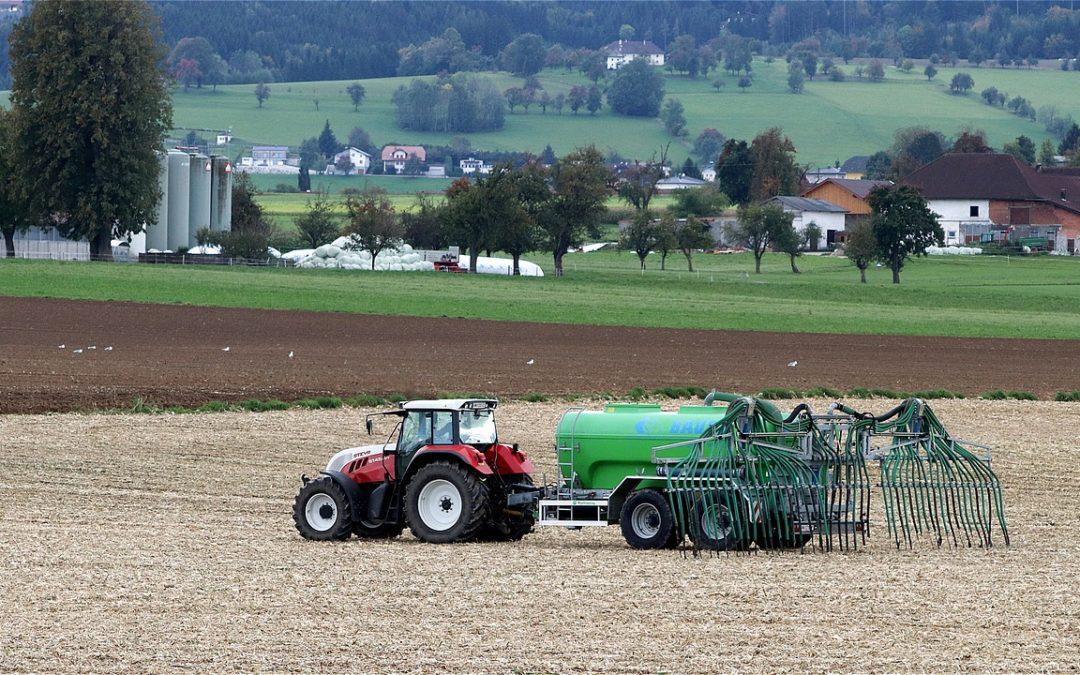 Gasoil maquinaria agrícola
